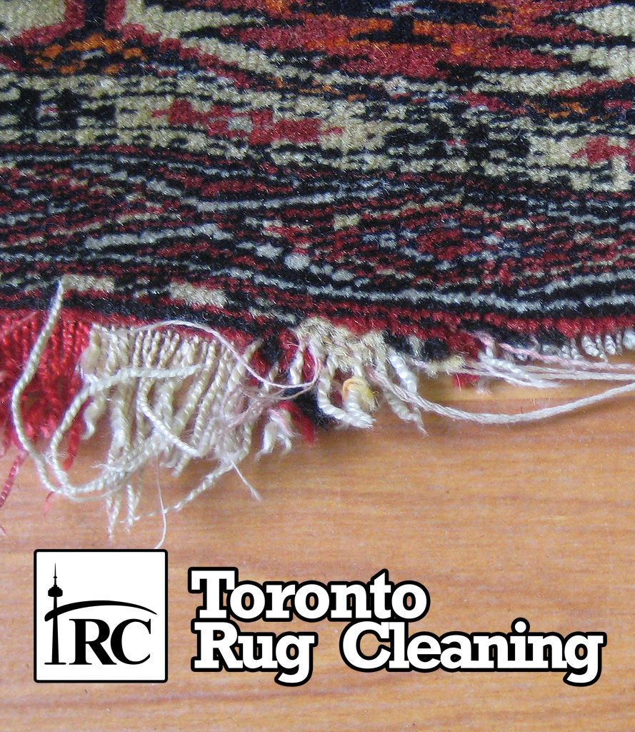 Rug Double Hand Knotting & Refringing