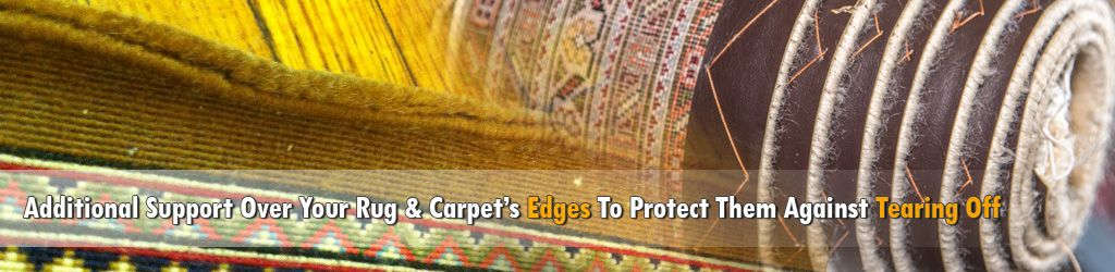 Rug & Carpet Leathering & Protection Services