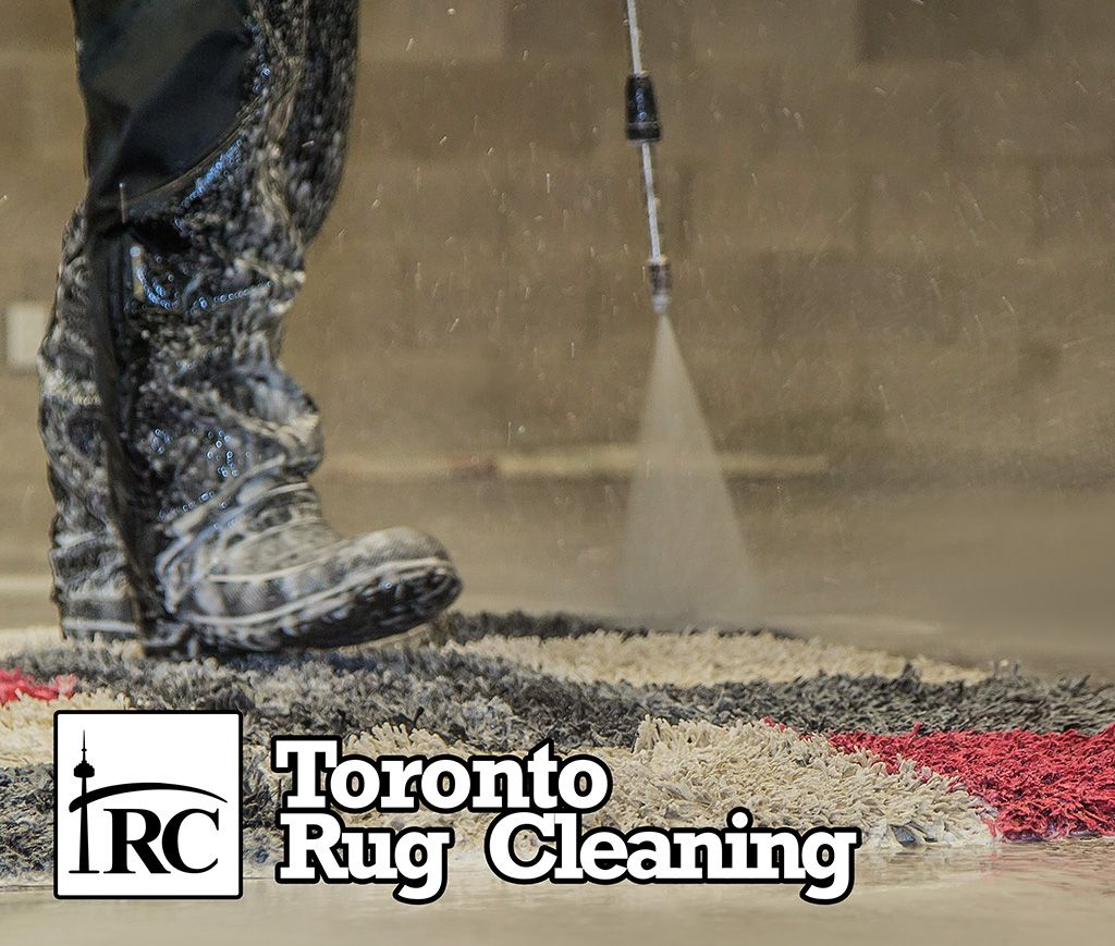 Power Washing Your Rug & Carpet