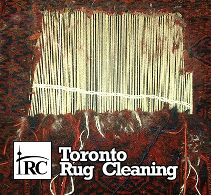 Rug Repair & Reweaving